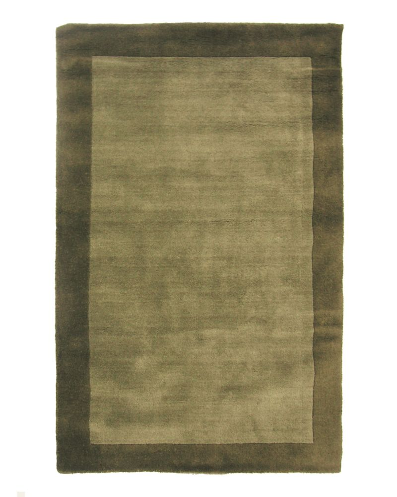 Lanart rug olive hampton 8 ft x 10 ft area rug the for 7 home depot
