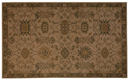 Heirloom Area Rug - 4 Feet x 6 Feet