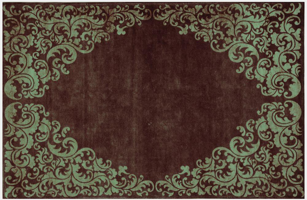 Tapis Versailles Aubergine 8 Pi. x 10 Pi.