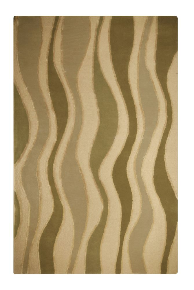 Sand Sonora 5 Ft. x 8 Ft. Area Rug SONO5X8SD in Canada