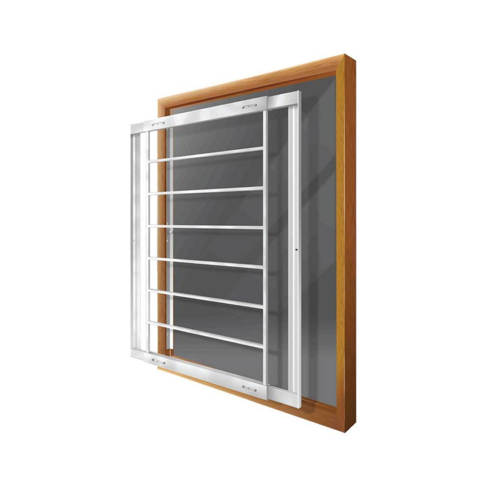 Barre pour fenêtre amovible 203 E, 21-28