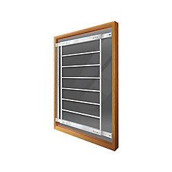 Mr. Goodbar Barre pour fenêtre fixe 201 F, 21-28