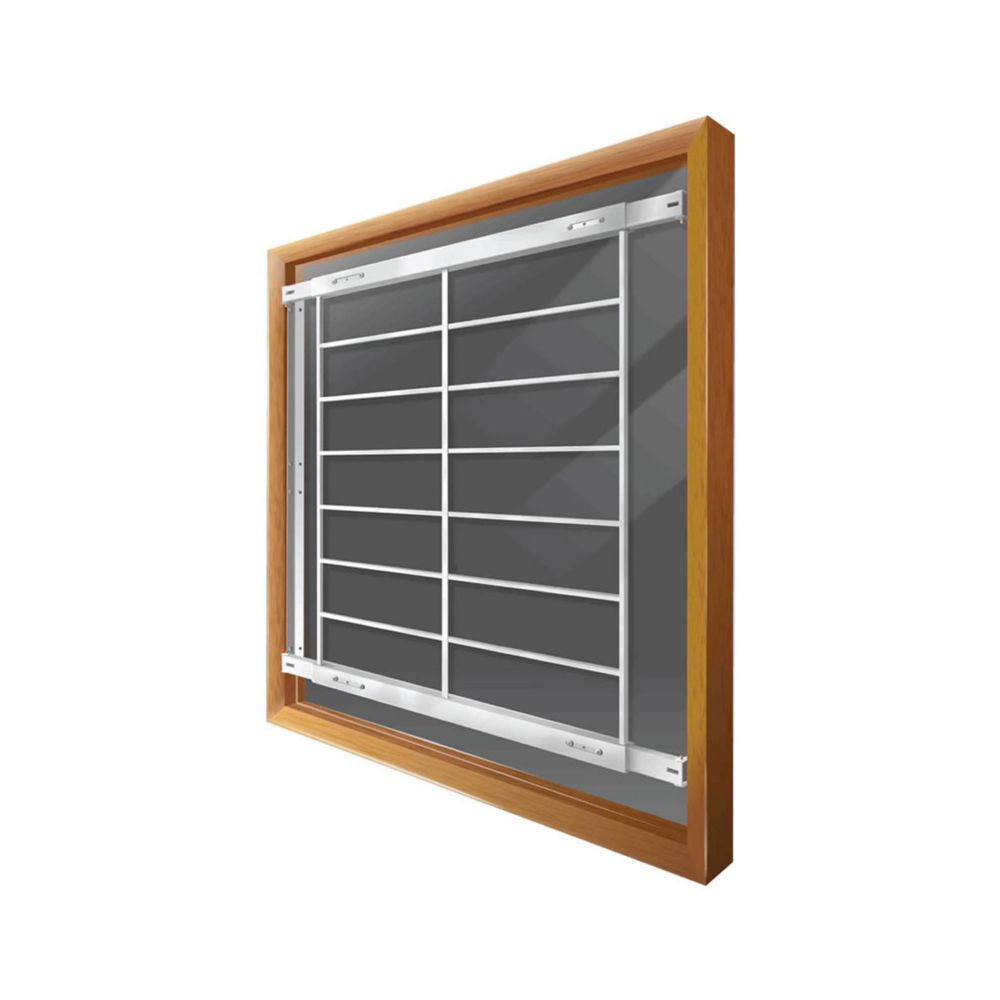 201 F 52-inch to 64-inch W Fixed Window Bar