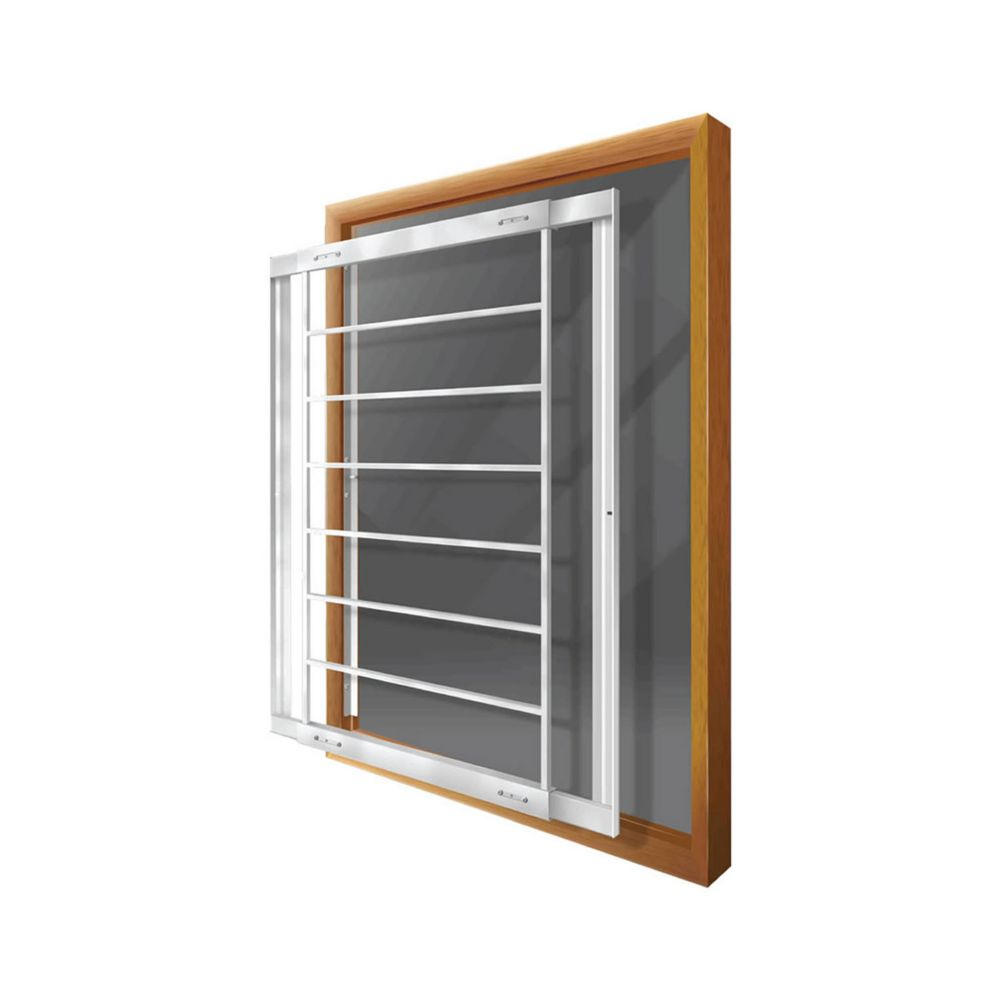 203 F Removable Window Bar Fits windows 21-28 In. wide and 41-53 In. high