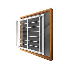 203 F 52-inch to 64-inch W Removable Window Bar