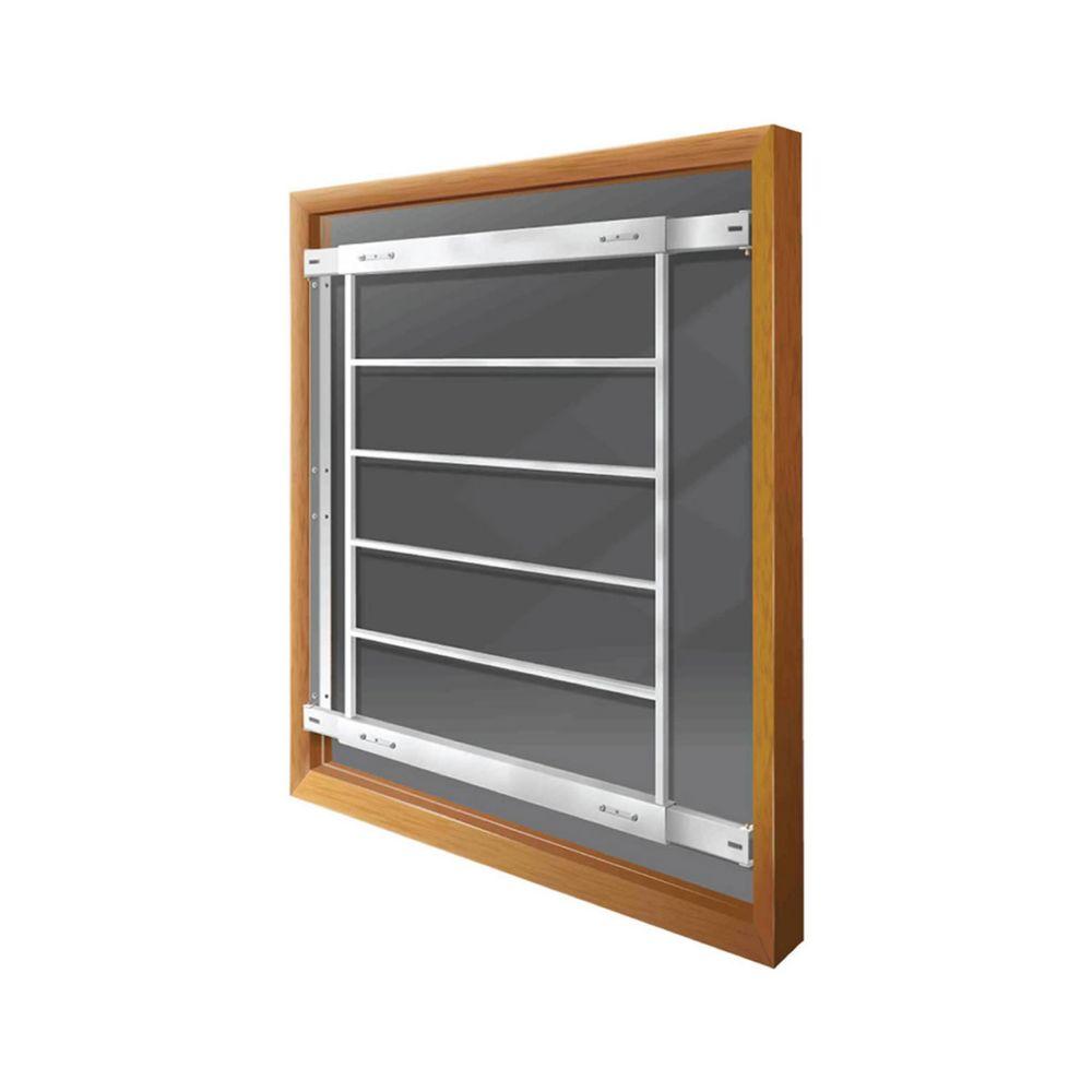 201 E 29-inch to 42-inch W Fixed Window Bar