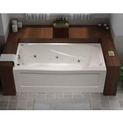 Mirolin Tuscon 5 Feet Acrylic Whirlpool Bathtub