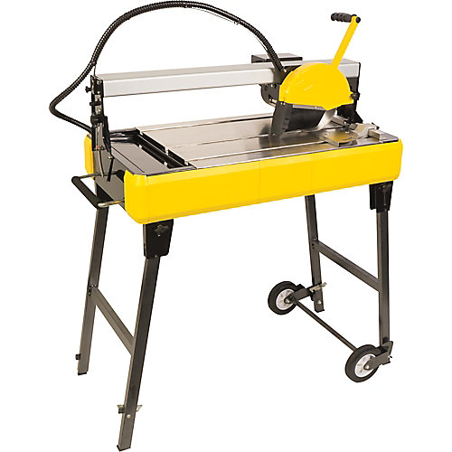 24-inch Bridge Tile Saw with Water System