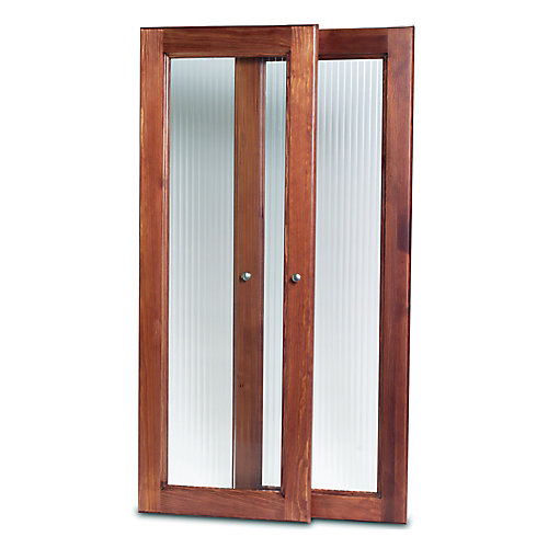 Deluxe Door Kit-Red Mahogany