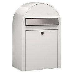 Bobi Mailbox White