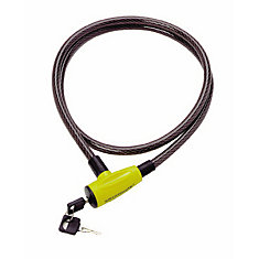 5-inch x 1/2-inch Key Security Cable