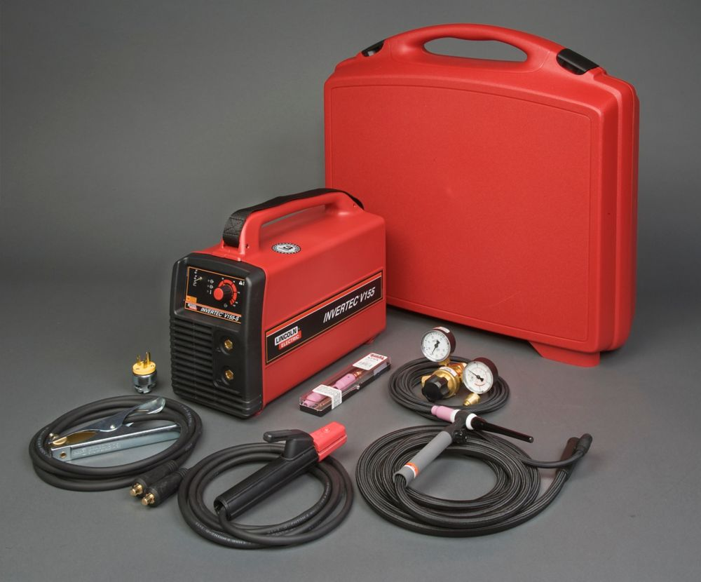 Invertec V155-S Stick/TIG Welder