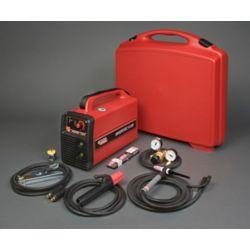 Lincoln Electric Source de courant de soudage Invertec V155-S avec électrode enrobée/TIG