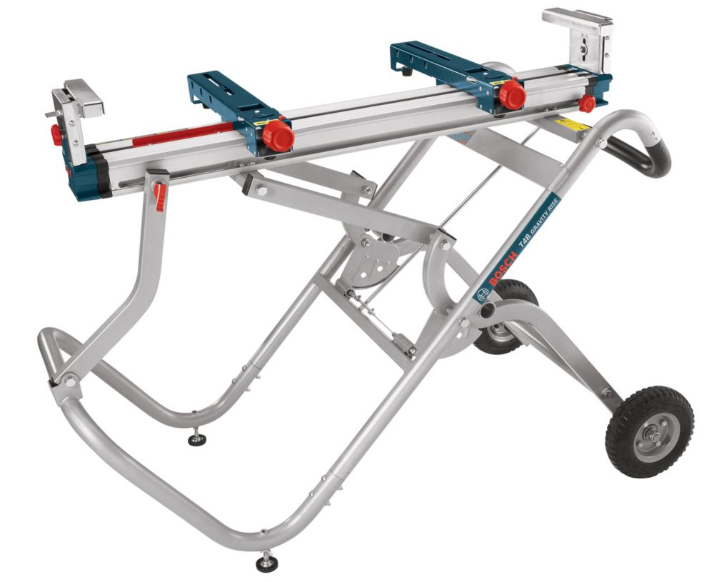 Bosch Gravity-Rise Mitre Saw Stand