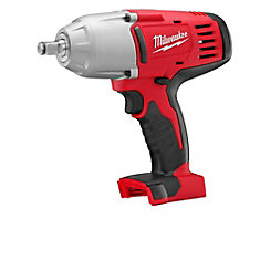 M18 18-Volt Lithium-Ion Cordless 1/2-Inch High Torque Impact Wrench W/ Friction Ring (Tool Only)
