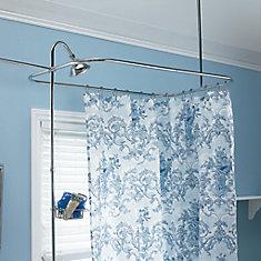 Shower Hoop & Riser Kit