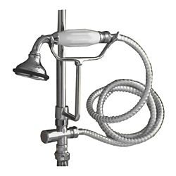 Foremost International Hand Shower in Chrome