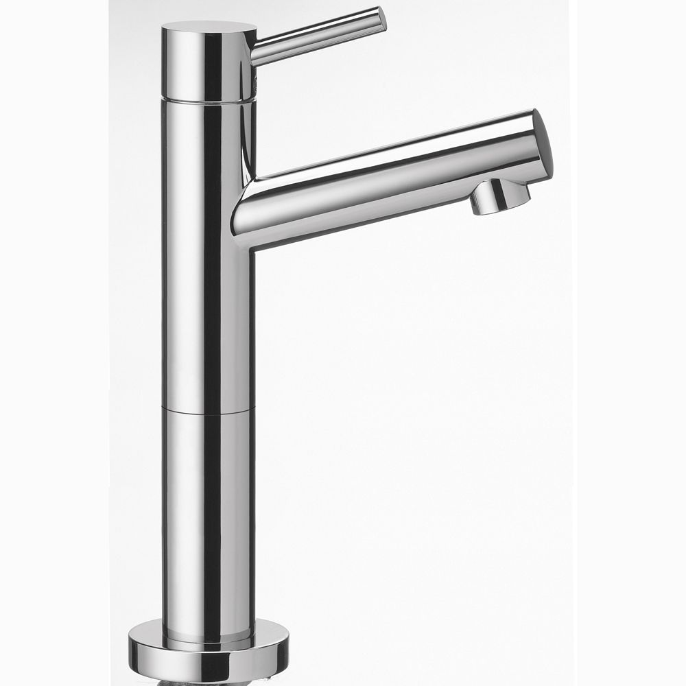Single Lever, Cold Water Kitchen Pantry Faucet, Stainless Steel