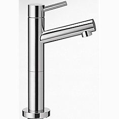 Single Lever, Cold Water Kitchen Pantry Faucet, Chrome