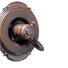 Victorian 1700 Series Tub & Shower Handle Insert, Venetian Bronze