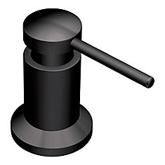 Kitchen Soap And Lotion Dispenser - Matte Black