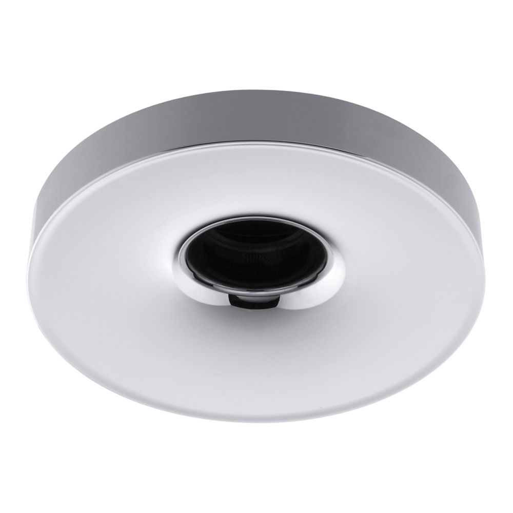 Laminar Wall- Or Ceiling-Mount Bath Filler in Polished Chrome