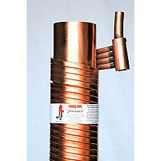 Unité de récupération de chaleur de l'eau de drainage R4-60