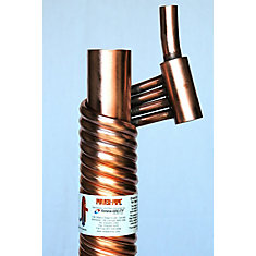 Power-Pipe R2-54 Drain Water Heat Recovery Unit