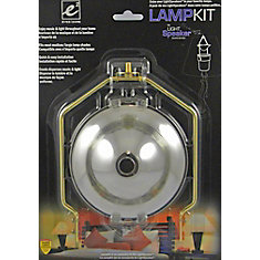 LampKit  LightSpeaker Attachment for Table Lamp Shade