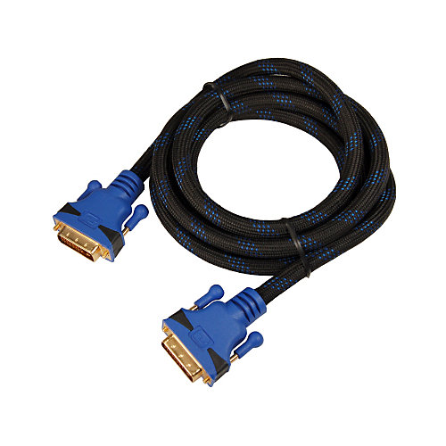 Dvi To Dvi  High Definition Cable - 2 Meters