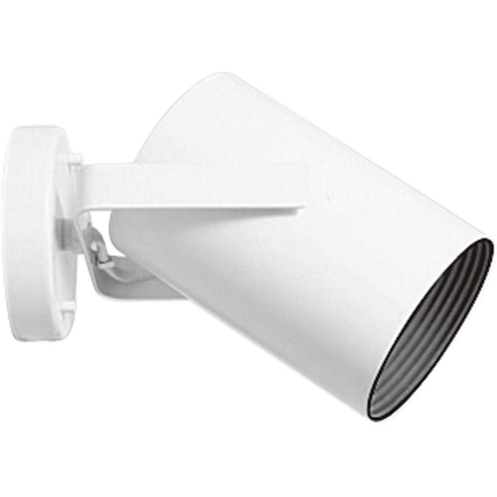 Projecteur à 1 Lumière - fini Blanc