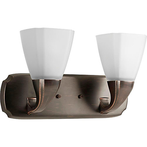 Addison Collection Venetian Bronze 2-light Wall Bracket