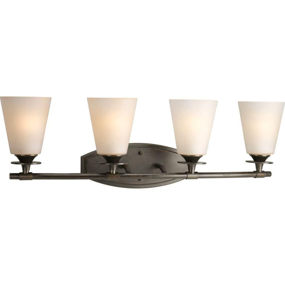 Cantata Collection Forged Bronze 4-light Wall Bracket