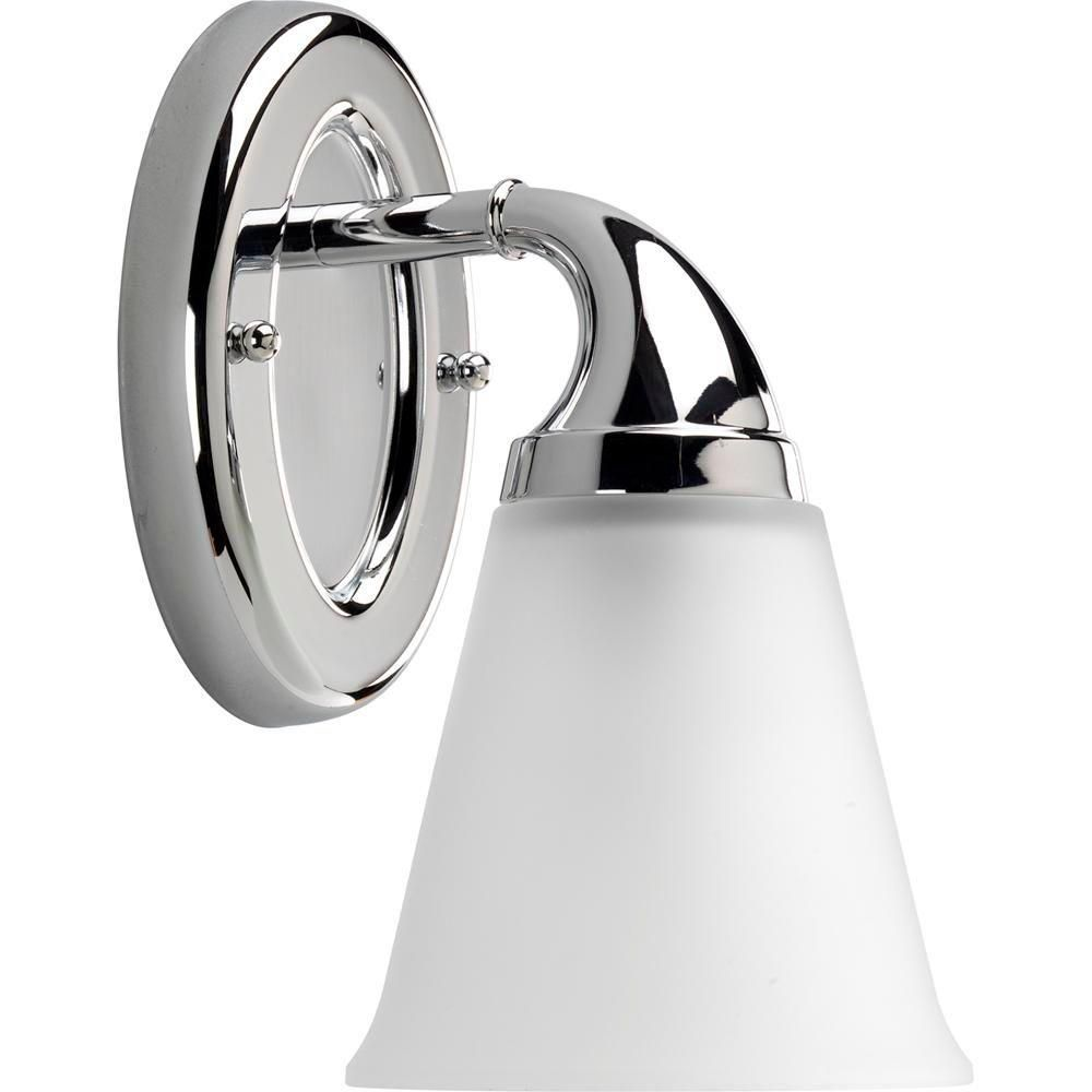 Lahara Collection Chrome 1-light Wall Bracket