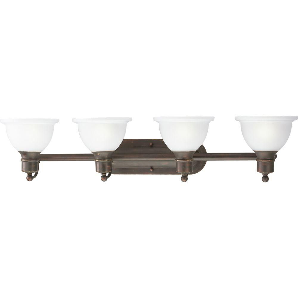 Madison Collection Antique Bronze 4-light Wall Bracket