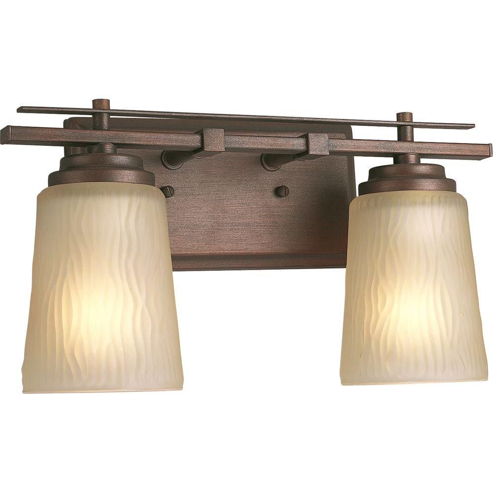 Riverside Collection Heirloom 2-light Wall Bracket
