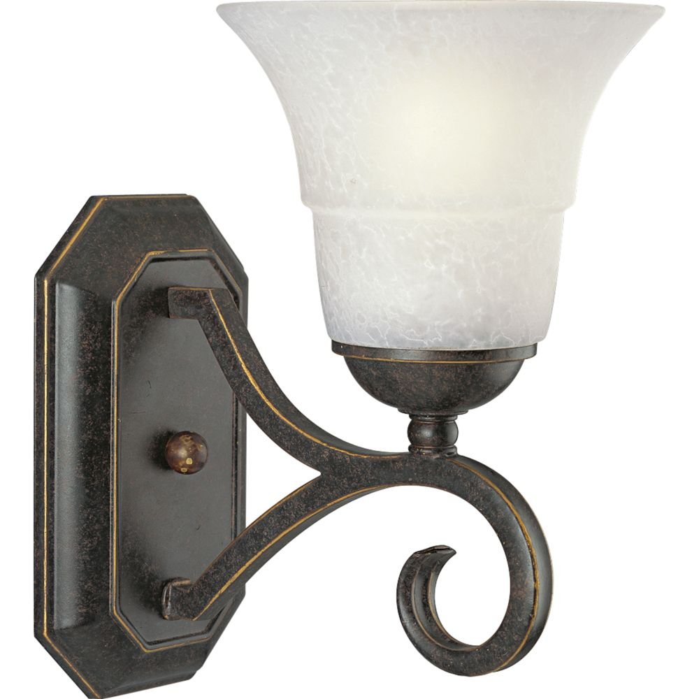 Melbourne Collection Espresso 1-light Wall Sconce 7.85247E 11 Canada Discount