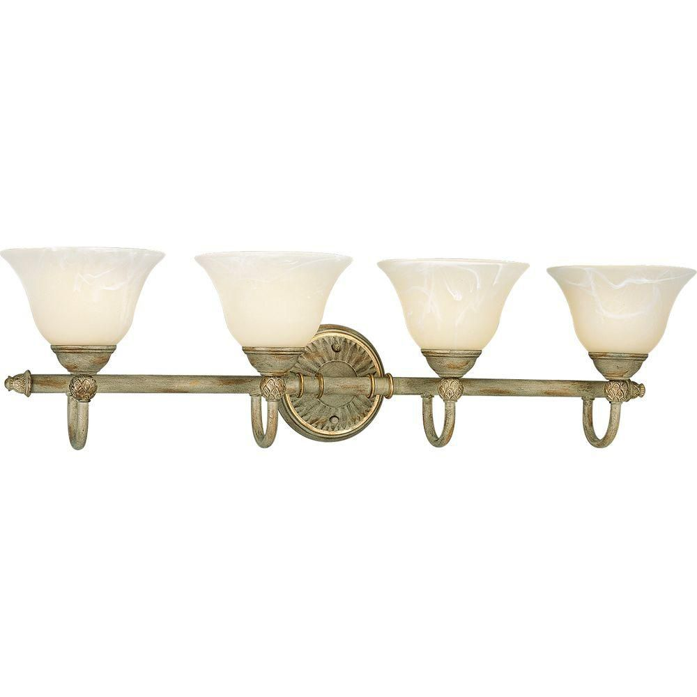Savannah Collection Seabrook 4-light Wall Bracket