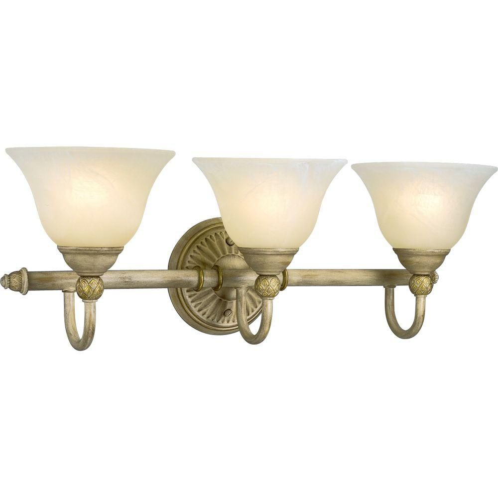 Savannah Collection Seabrook 3-light Wall Bracket
