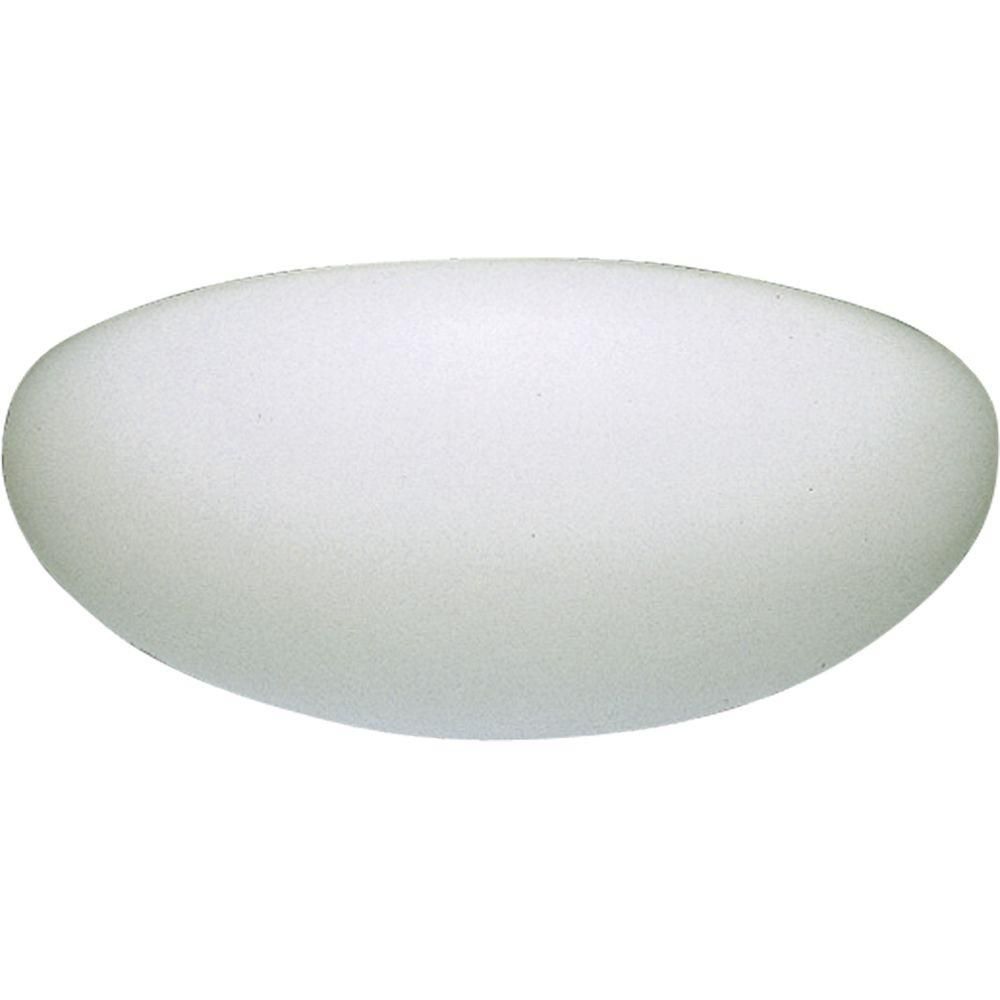 White 2-light Fluorescent Fixture