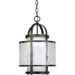 Progress Lighting Bay Court Collection Antique Bronze 1-light Foyer Pendant