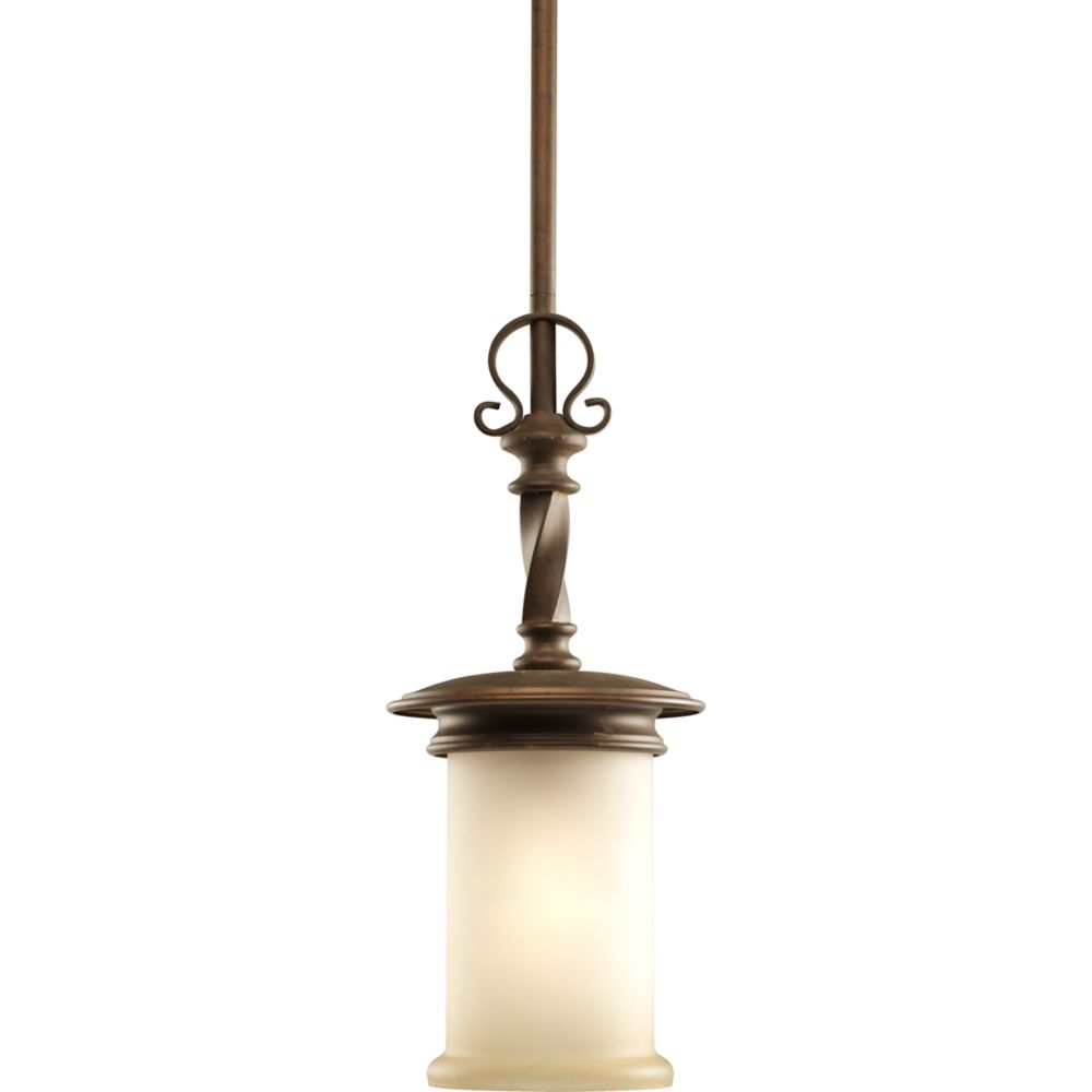 Santiago Collection Roasted Java 1-light Mini-Pendant