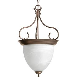 Progress Lighting Antique Bronze 4-light Foyer Pendant