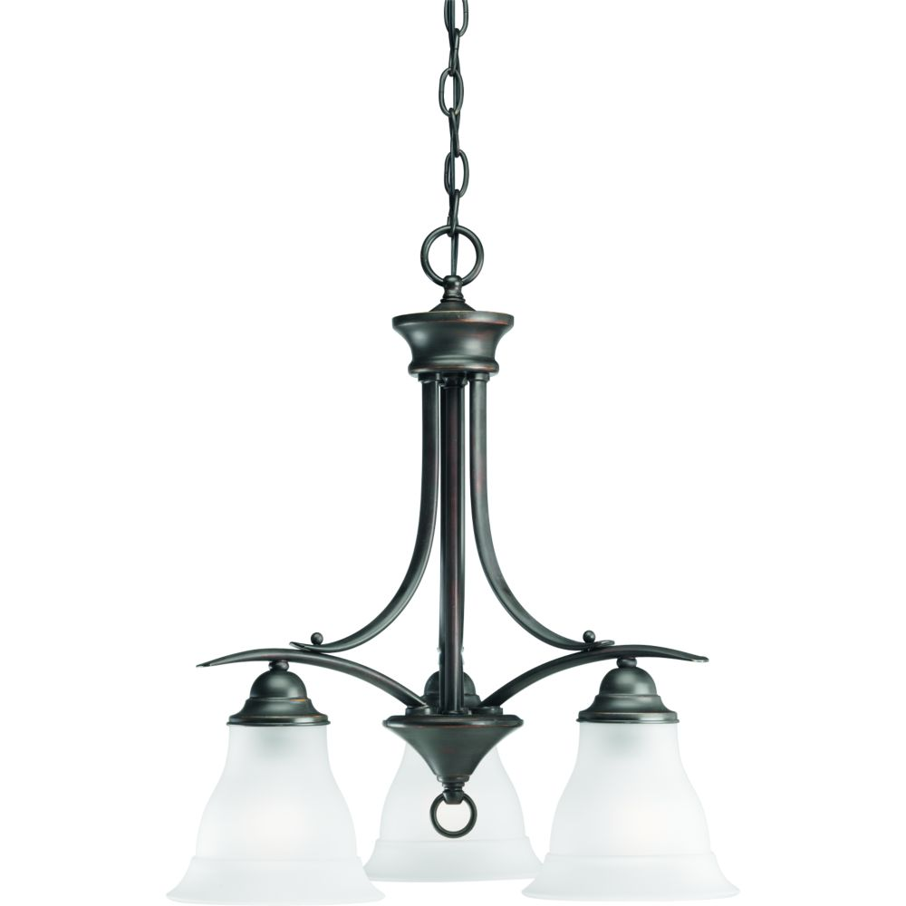 Progress Lighting Trinity Collection Antique Bronze 3