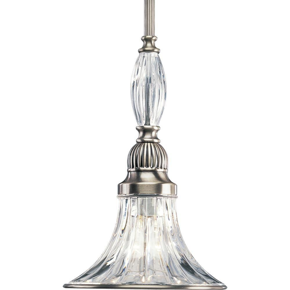 Progress Lighting Roxbury Collection Classic Silver 1