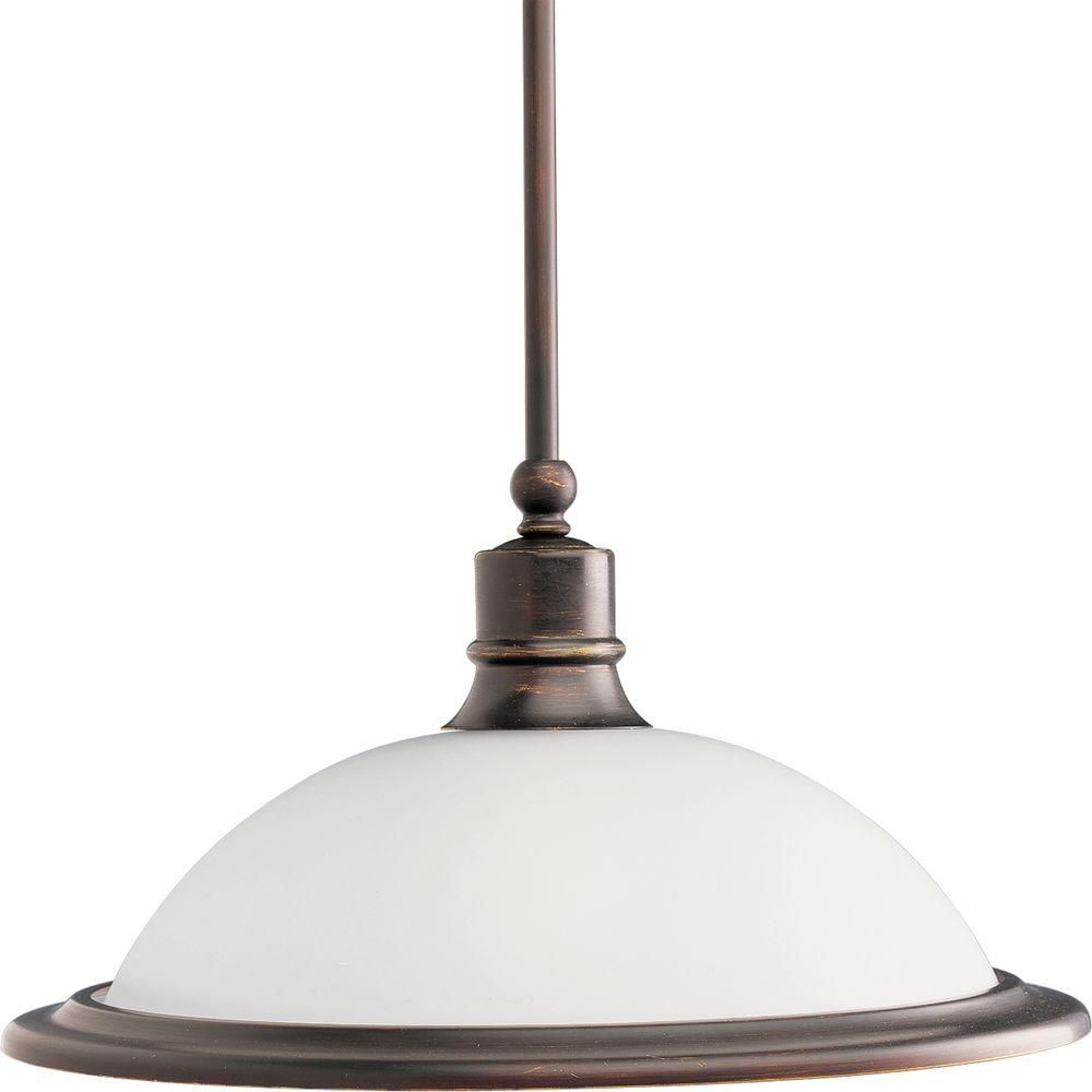 Madison Collection Antique Bronze 1-light Pendant