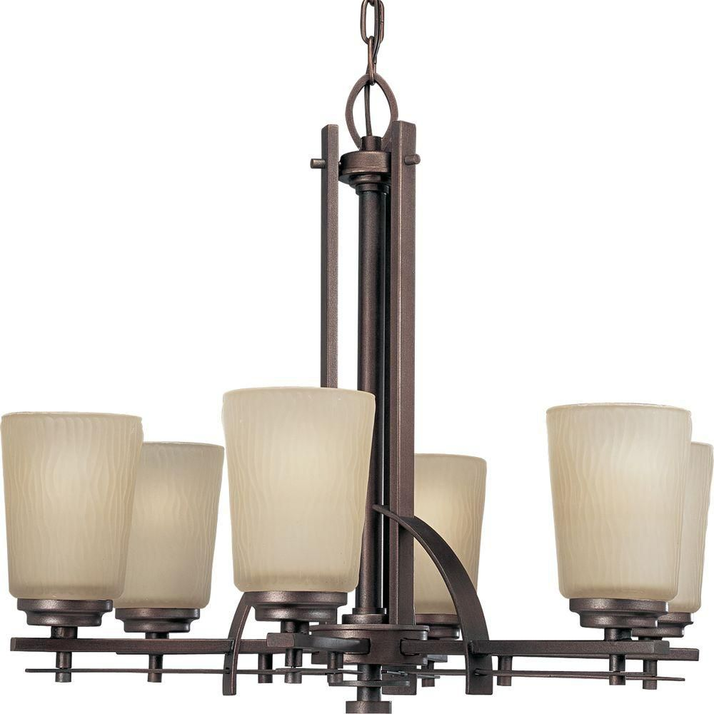 Riverside Collection Heirloom 6-light Chandelier