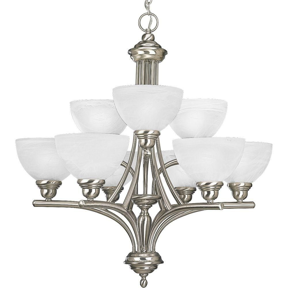 Glendale Collection Brushed Nickel