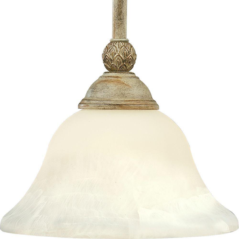 Savannah Collection Seabrook 1-light Mini-Pendant