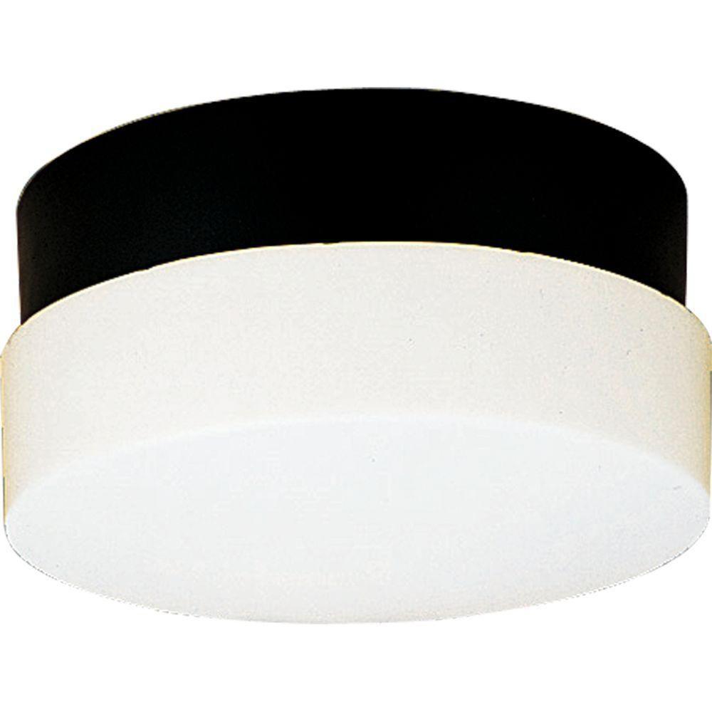 Hard-Nox Collection Black 2-light Wall Lantern